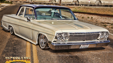 1962 Chevy Bel Air