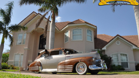 "1948 Chevy Fleetline ""SLEEPWALK"""