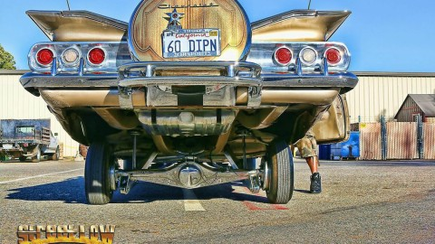 Streetlow Car – 1960 Chevrolet Impala Convertible ISSUE 74