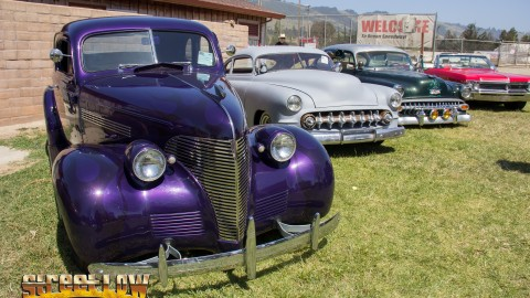 Watsonville Riders 2015 car show