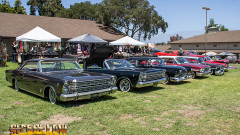 Oldies C.C. 1ST Annual car show at Ink at the Bay Tattoo Festival 6/21/2015